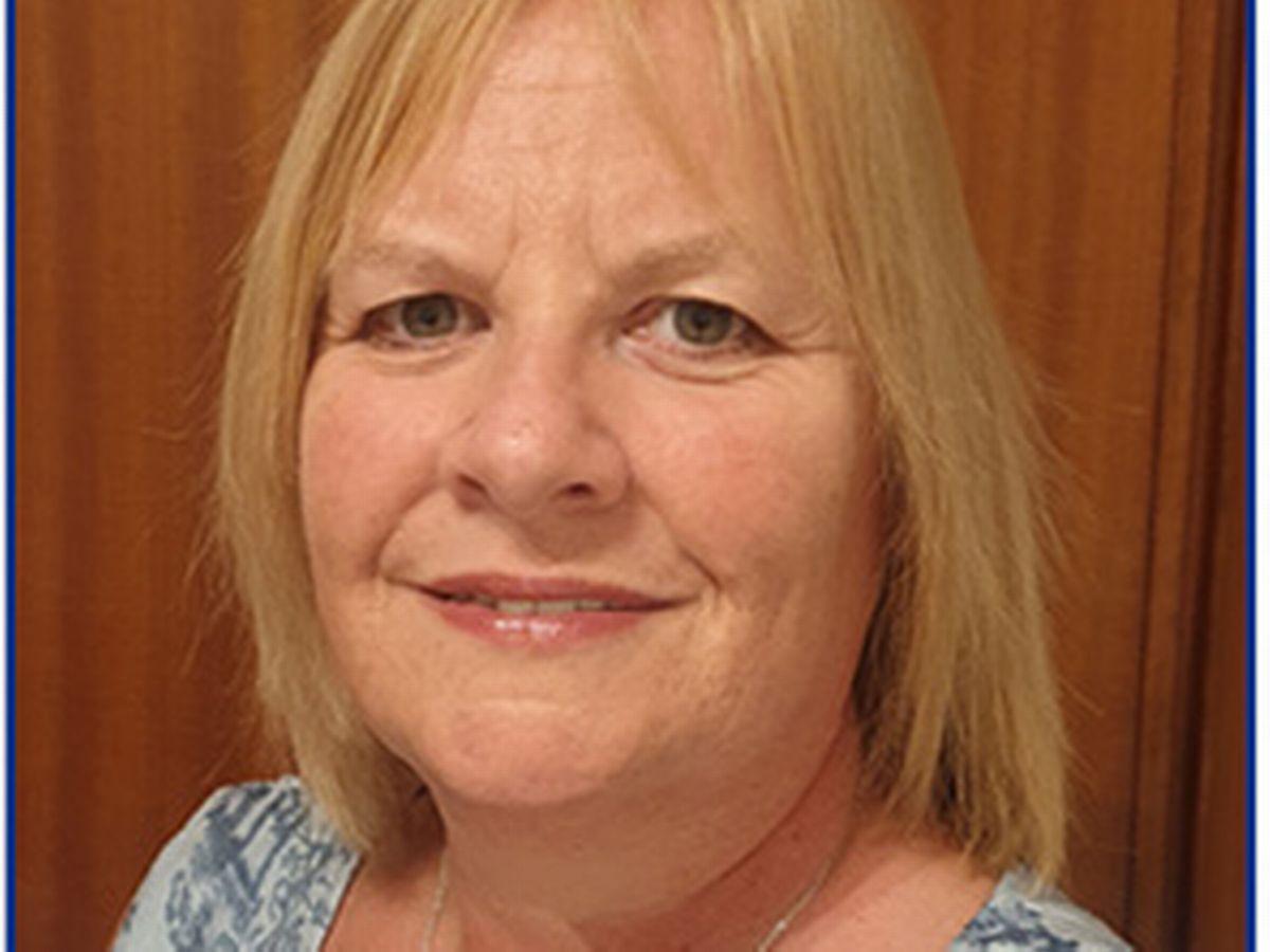 Sandra Hicks, Lead Practice Development Teacher in the Apprenticeship Centre at North Bristol NHS Trust,